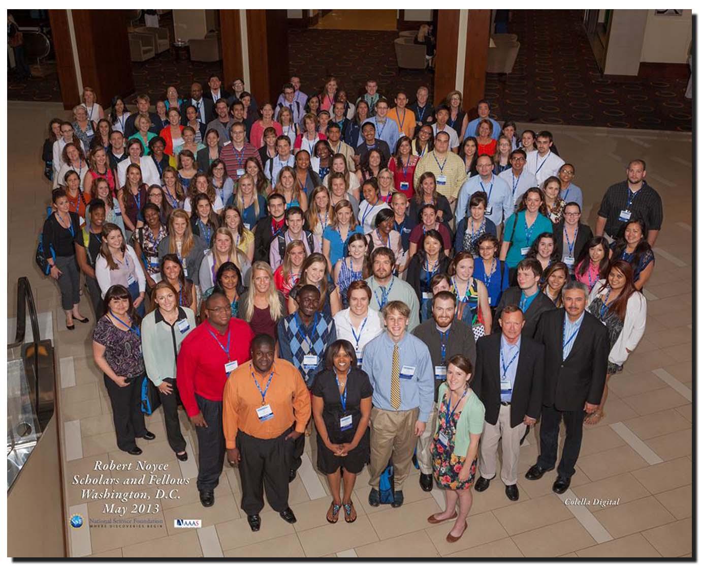 2013 Noyce Scholars & Fellows