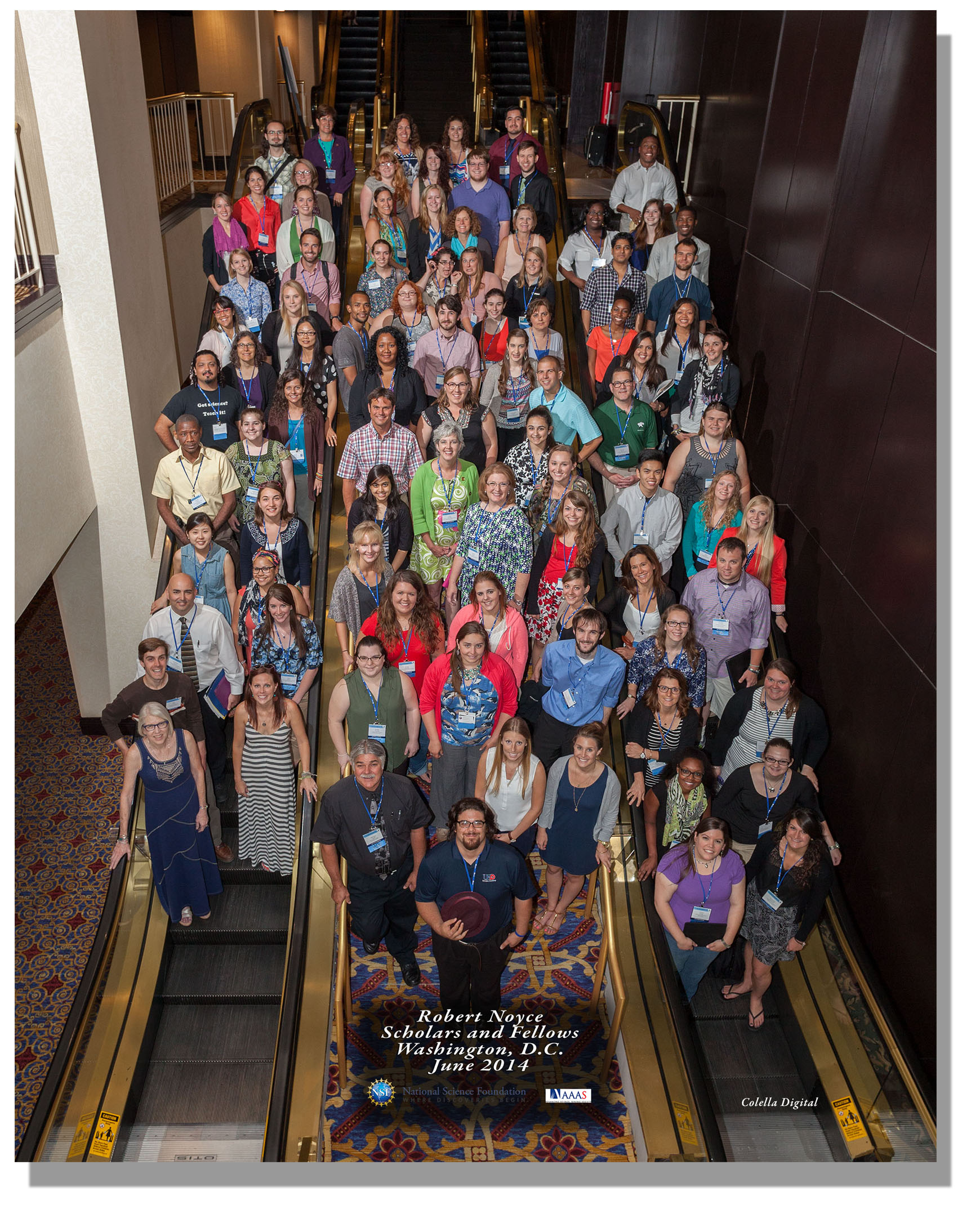 2014 Noyce Scholars & Fellows